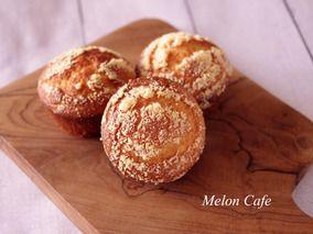【3ステップ】ホットケーキミックスで手軽・簡単・時短☆ふわふわ感動、朝食チーズマフィン♪|レシピブログ