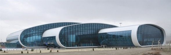 Erzincan Havaalanı İç ve Dış Hatlar Terminali, Erzincan,Turkey