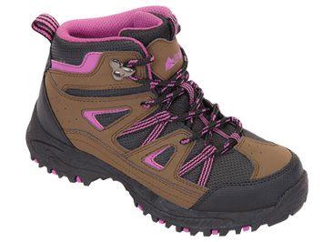 Denali Summit Girls' Hiking Boots