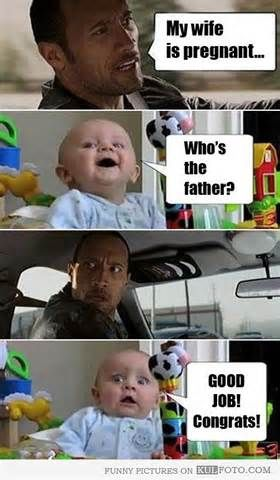 dwayne johnson baby driving memes - Yahoo Image Search Results