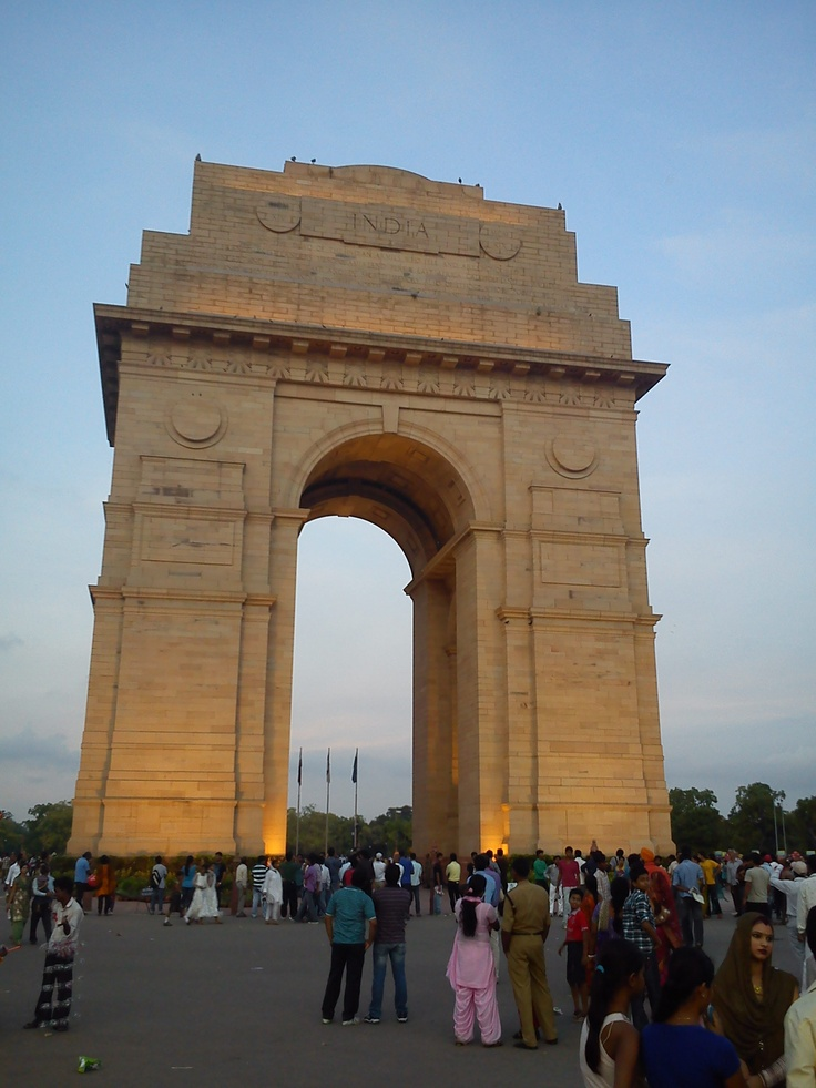 India Gate New Delhi...