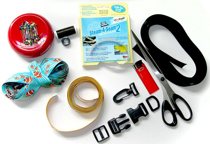 Tutorial to make your own dog leash and collar.