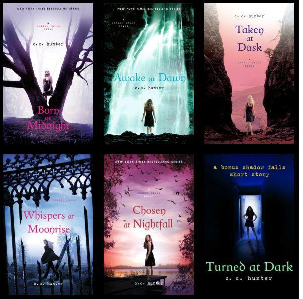 Shadow Falls Series by C.C. Hunter