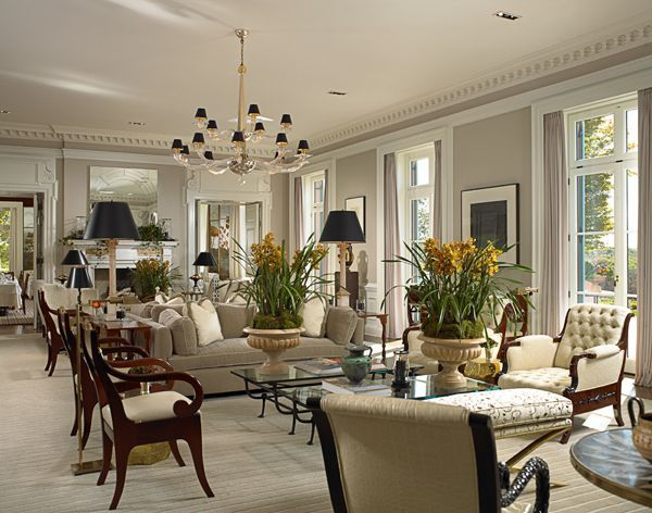 Painting my dinning room and entry this color....North Hampton Beige...Benjamin Moore