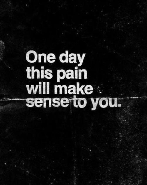 .One Day, Oneday, Life, Inspiration, Quotes, Pain, Sense, Living, Hope