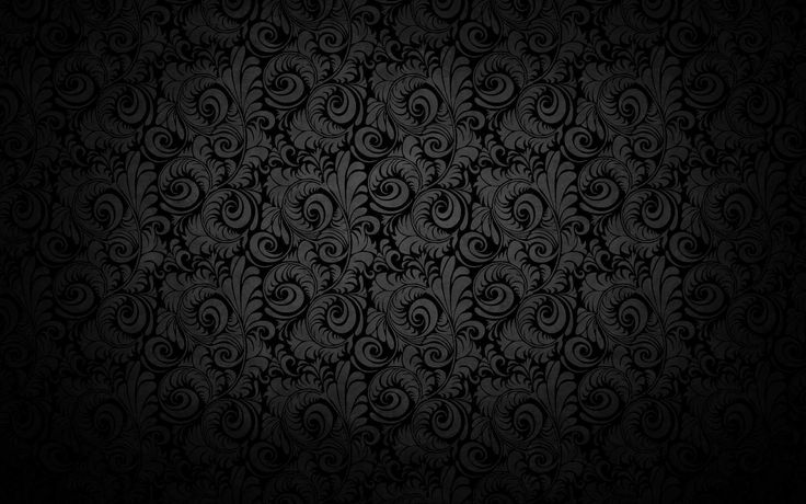 163 besten wallpapers bilder auf pinterest hintergr nde for Schwarze mustertapete