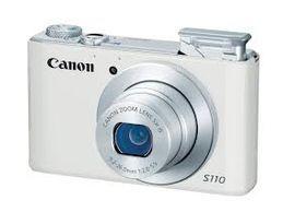 Aparat foto Compact Canon PowerShot S110 Silver