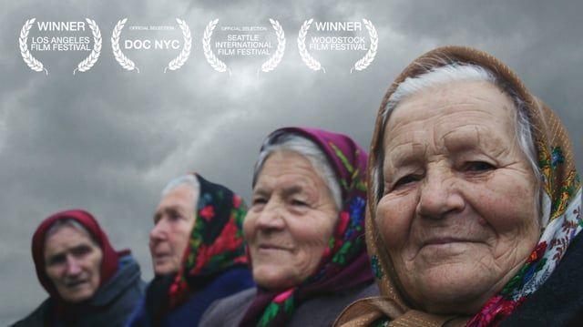 Babushkas de Chernobyl. Abuelas de Chernobyl. Tesón y espíritu de supervivencia al grado máximo.