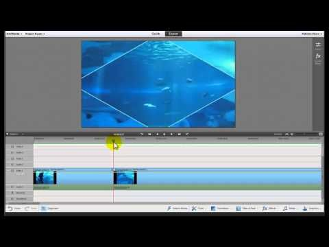 how to add a transition in adobe premiere