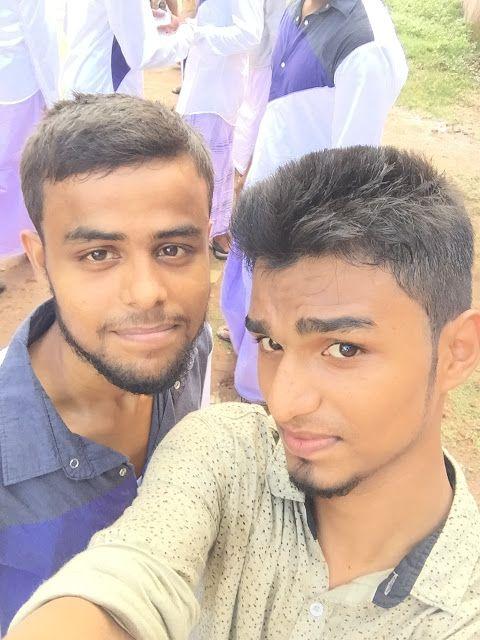 This photo was taken after our EID NAMAZ at kodikkalpalayam