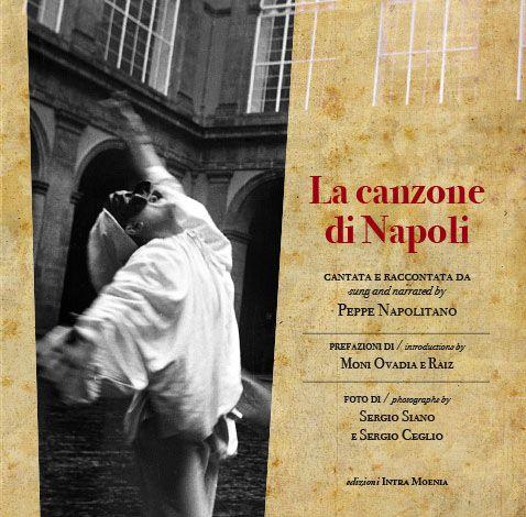 Progettazione grafica e impaginazione per un libro-cd formato 15x15, in italiano e inglese con inserto fotografico di Sergio Siano e Sergio Ceglio (2011)