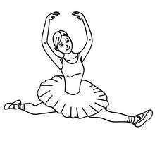 Ms de 25 ideas increbles sobre Bailarina para pintar en