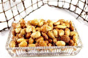 La ricetta delle mandorle salate per uno snack o un aperitivo sfizioso | bigodino.it