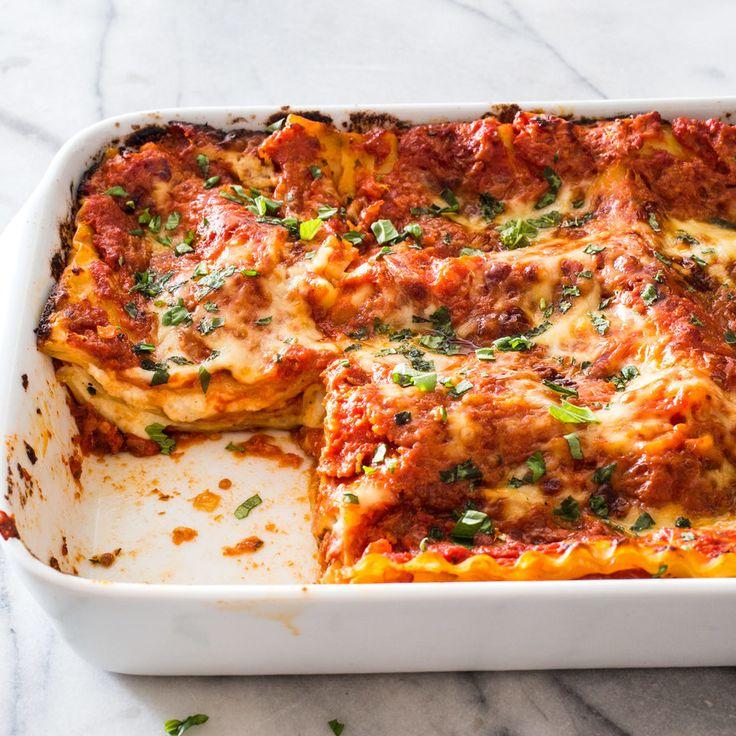 America S Test Kitchen Cheese Lasagna