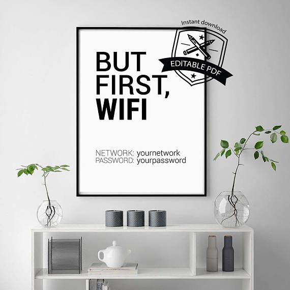 how to change my home wifi password