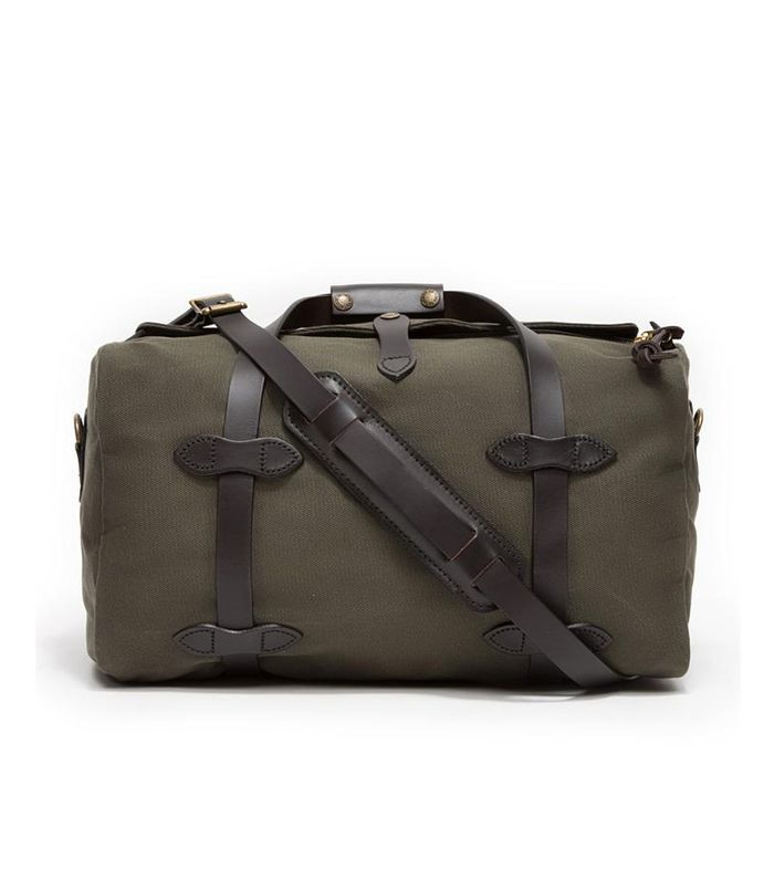 Filson Small Duffle Bag in Green 75432ed1bc6c3