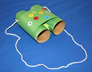 A Thrifty Mum: 10 Cardboard roll crafts including a loo roll rocket competition