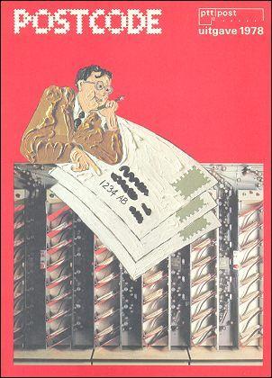 Postcodeboek Tot 2014 in de kast gelegen...