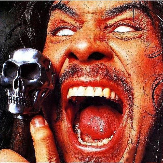 Kiss Demon Makeup: 17 Best Images About GENE SIMMONS 83-95 On Pinterest