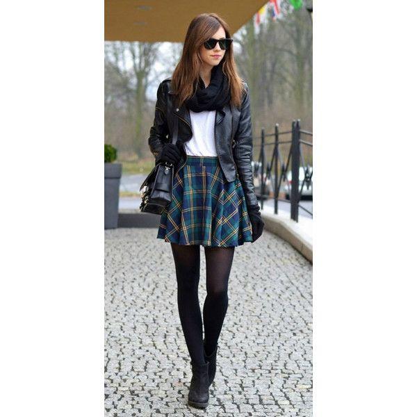 25  best ideas about Tartan mini skirt on Pinterest | Plaid mini ...