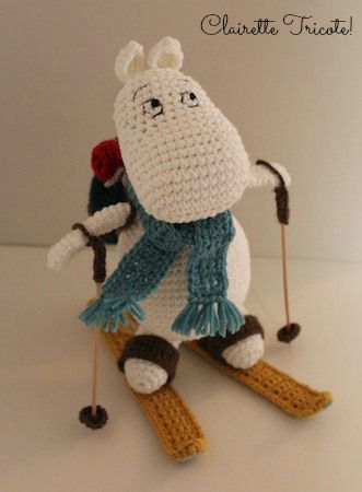 Moomin Knitting Pattern : Top 25 ideas about moomins amigurumi on Pinterest The smalls, Funny crochet...