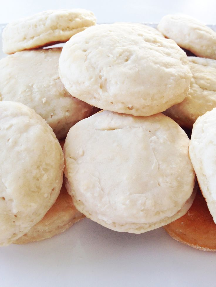 3 ingredient biscuits - weight watchers 2 special points each
