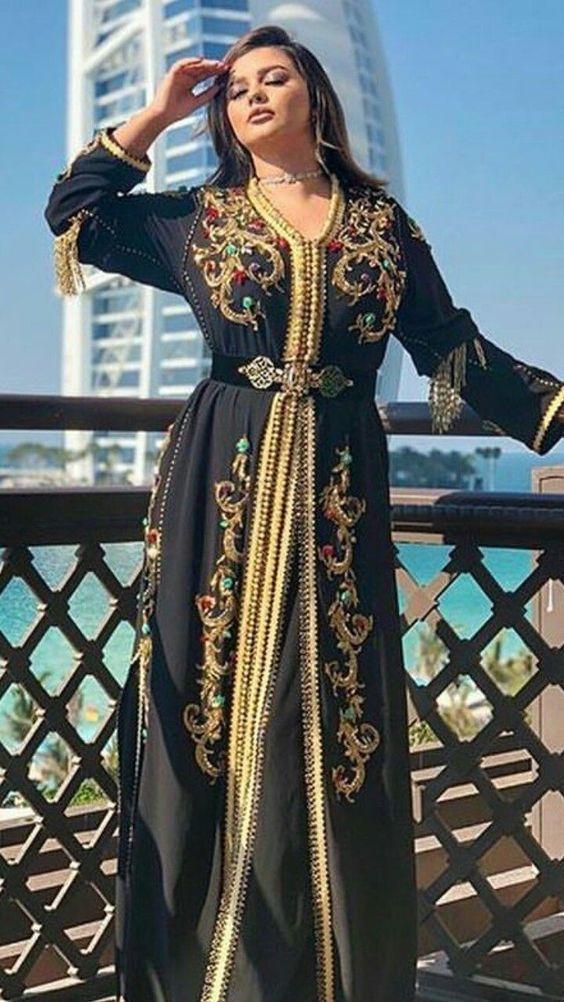 Morrocan Wedding Dress Moroccan Caftan Moroccan Caftan Moroccan Fashion Moroccan Dress