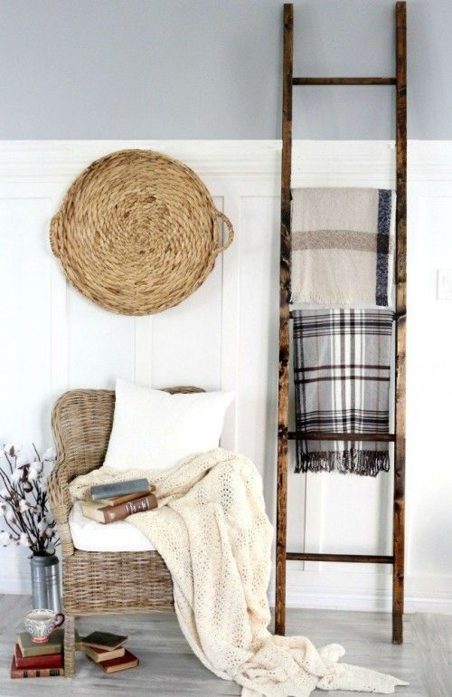 Blankets and throws are essential to any living space. Not only are they great to have on-hand for chilly guests or for snuggling up on the couch, but they also add color and texture to your space. The trick really is just deciding how to display them. Organizing and storage…