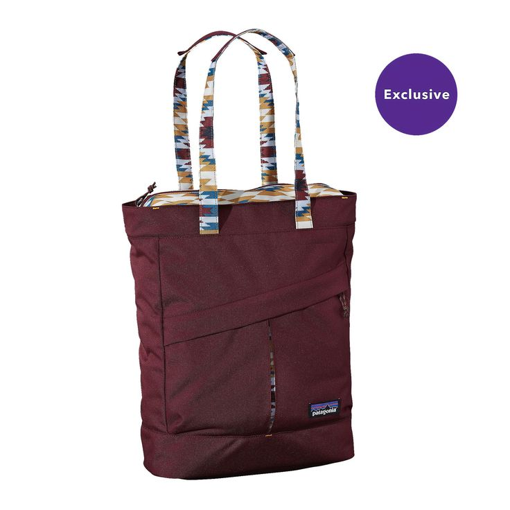 The Patagonia Arbor Tote 18L is not just a market bag; it's a road tripper's best friend, holding everything from water bottles and snacks to dog toys and beach towels—all on a 100% organic cotton canvas. Fair Trade™ Certified sewing.