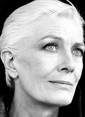 Vanessa Redgrave. Otra de las muy buenas actrices del Mundo.