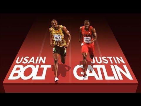 Usain Bolt 9.79 Defeats Justin Gatlin 100m Final IAAF World Champs 2015 - YouTube