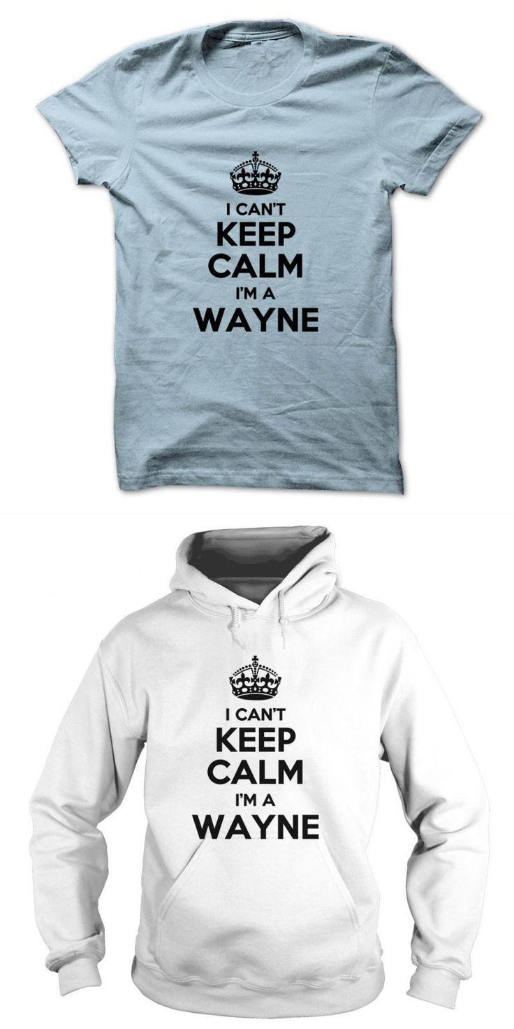 Team Wang T Shirt I Cant Keep Calm Im A Wayne #john #wayne #t #shirts #old #guys #rule #lil #wayne #white #t #shirt #wayne #state #vs #everybody #t #shirt #waynes #world #garth #aerosmith #t-shirt