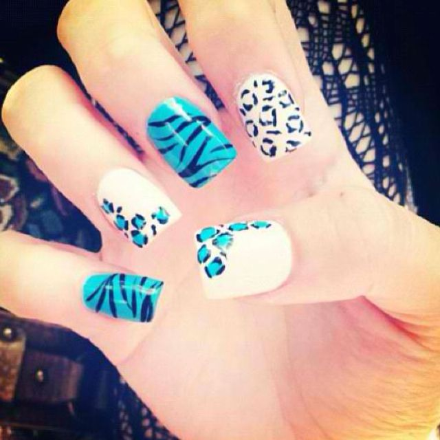 Nails: Nailart, Nail Designs, Naildesign, Animal Prints, Nails, Zebra, Nail Ideas, Nail Art