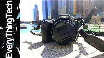 Canon PowerShot SX530 HS Tutorial - YouTube
