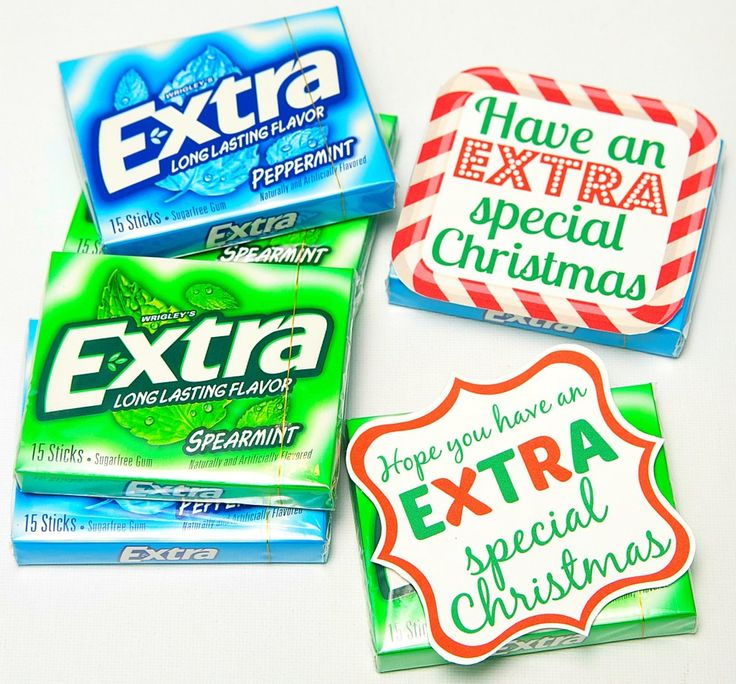 Easy Gift Idea with Extra Gum #GiveExtraGum #shop #cbias