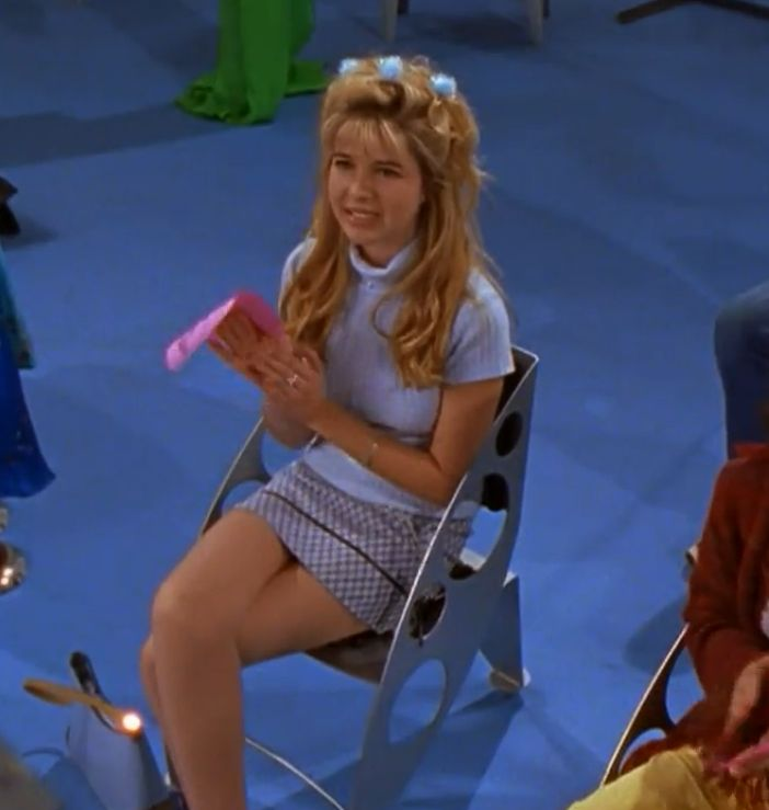 I got Kate! Quiz: Which Lizzie McGuire Character Shares Your Style?   Fashion