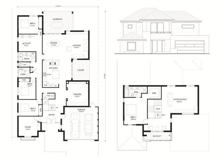 77 best Home design images on Pinterest | House design, Home design ...