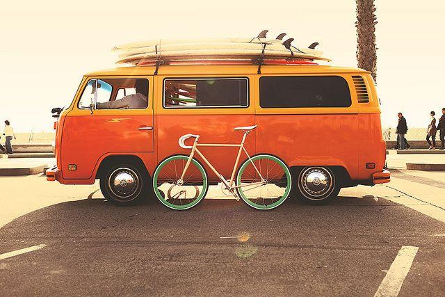 The Bus. by Tim Navis, via Flickr