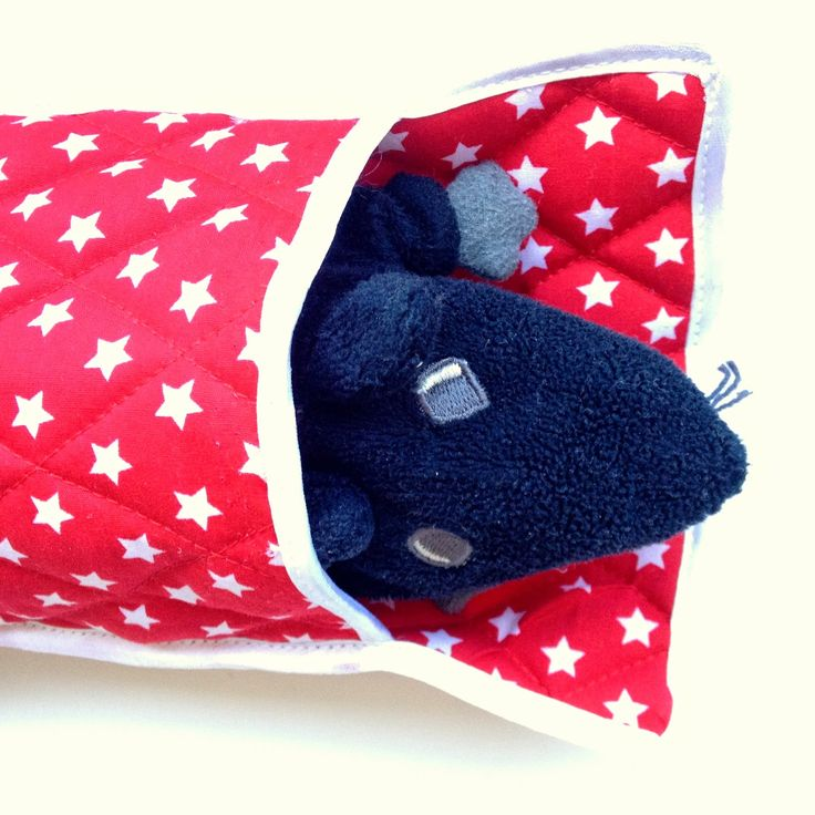 Sac de couchage pour doudou / Sleeping bag for stuffed animal