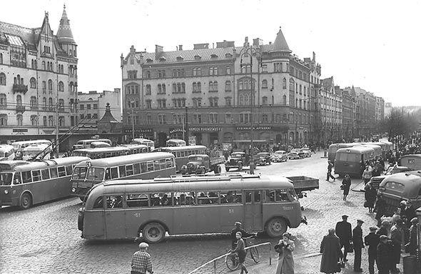Tampere 1952