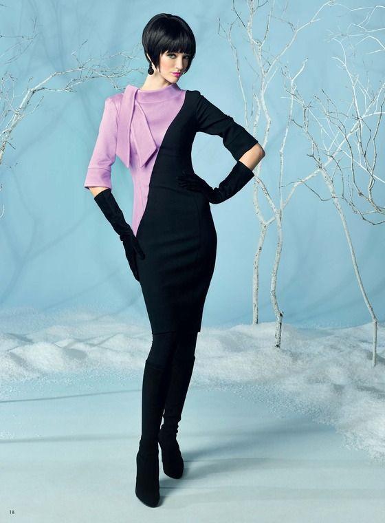 Love the 60's mod vibe #winterfashion #auckland #nz - Adrienne Winkelmann