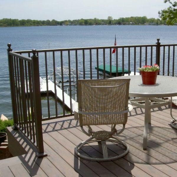 462 Best Deck Railing Images On Pinterest