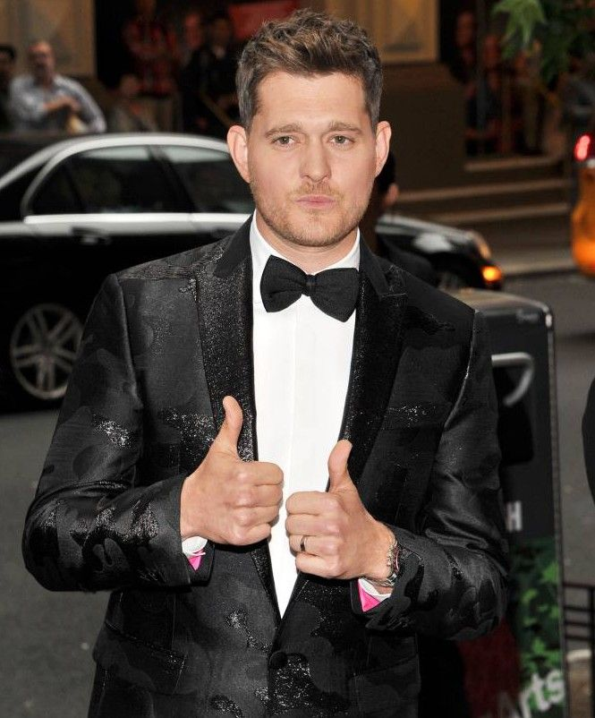 Michael Buble's wife confirms son Noah is doing well' after suffering severe burns