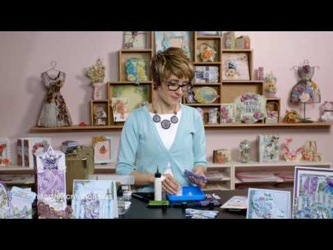 EZ Techniques to Create Fun and Fancy Christmas Cards with Heartfelt Creations - YouTube