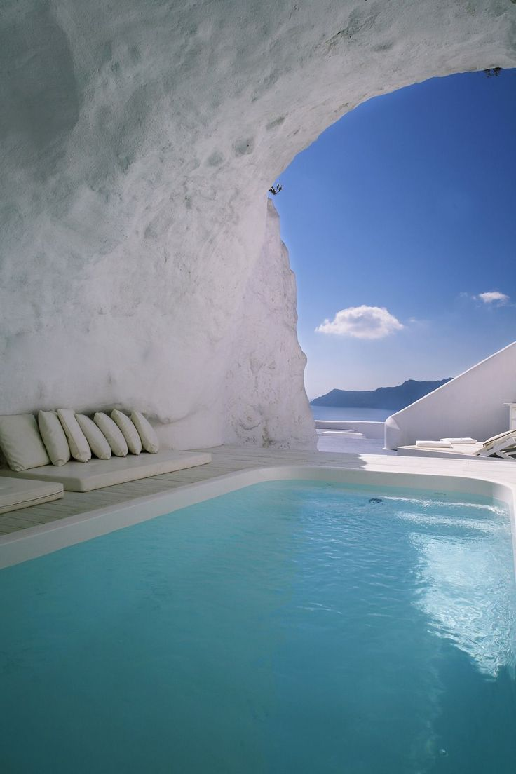 Katikies The Hotel - Santorini, Greece Synonymous... | Luxury Accommodations