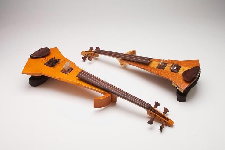 Viola y violin. Foto: facebook.com/YUYOFOTOS