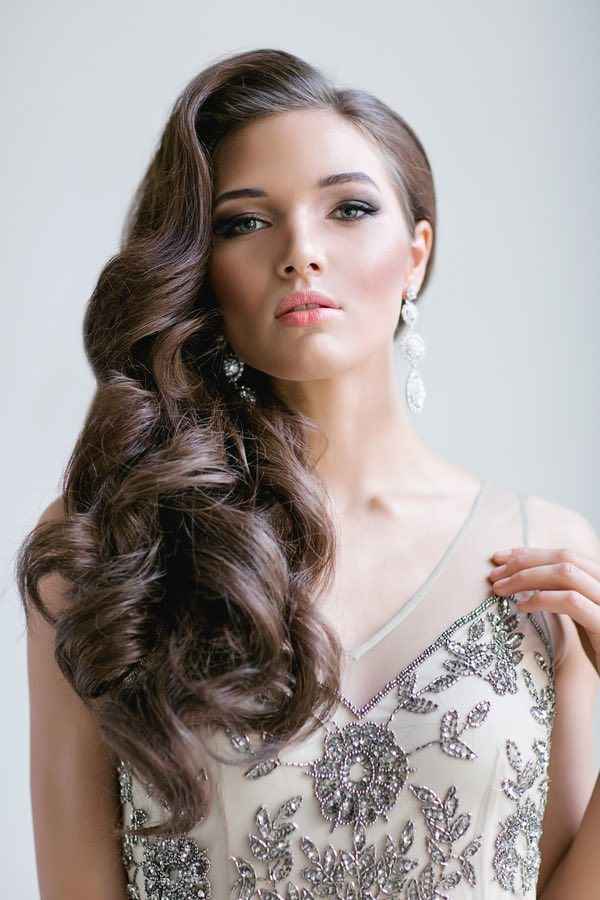 Best 25 Glamorous hairstyles ideas on Pinterest  Glamorous hair Hollywood curls and Glam hair