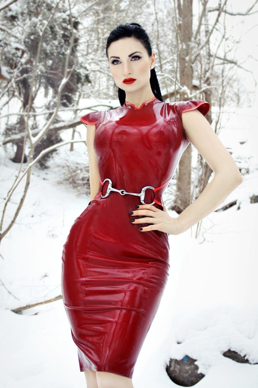 Icy red latex - Imgur
