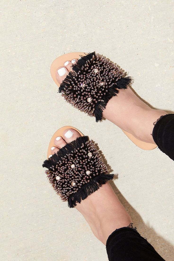 Outer Banks Slide Sandal   Free People