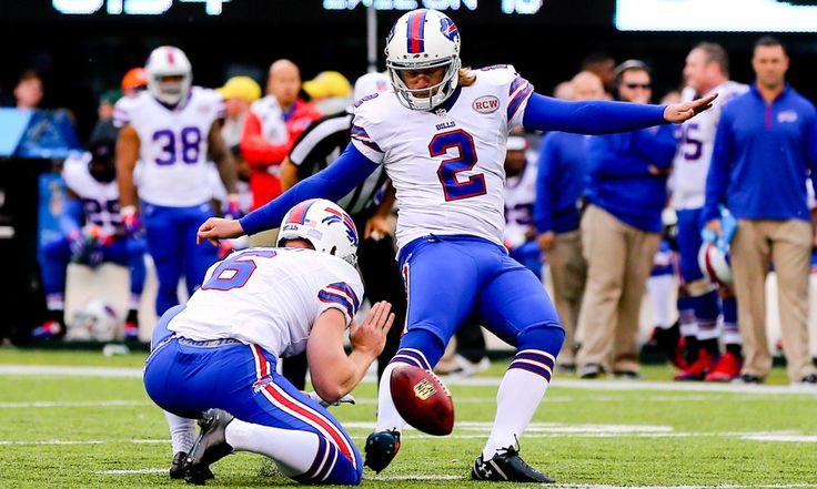 Bills release K Dan Carpenter, several others = Dan Carpenter may have to find a new home for the 2017 NFL season, as the Buffalo Bills announced Monday they have released the ninth-year kicker. The team also announced it has released long snapper Garrison Sanborn and cornerback Nickell Robey — a series of moves that will clear up nearly $5 million in cap space, per Spotrac. Carpenter…..